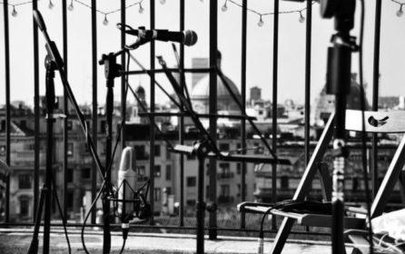 Nicola Cioce e Giulia Monti a Ti Aspetto Sul Tetto