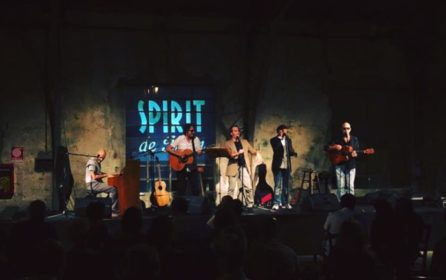 Martedì 2 ottobre ospite di Tacchi, dadi & datteri allo Spirit de Milan